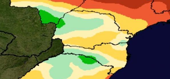 Sul do Brasil terá muita chuva nesta semana