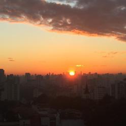 Faltou chuva e frio em São Paulo em junho