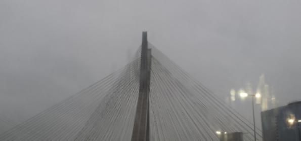 Chuva alaga São Paulo